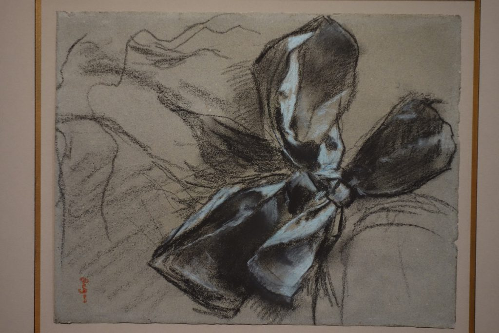exposition-paris-2018-musee-orsay-exposition-degas-danse-dessin-paul-valery-noeud-satin